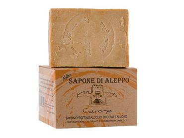 Sapone Aleppo Alloro 32% 200g