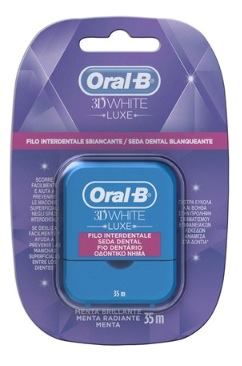 Oralb Filo 3d Luxe 35mt
