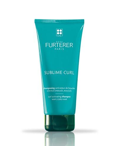 Sublime Curl Shampoo Att Ricci