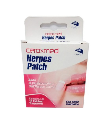 Ceroxmed Herpes Patch 15pz