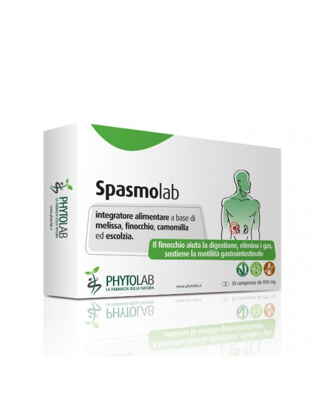 Spasmolab Plus 30cpr
