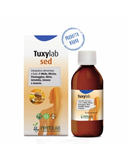 Tuxylab Sed 200ml