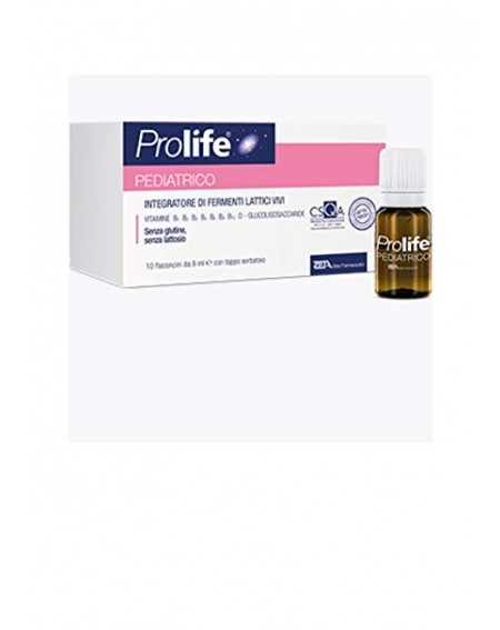 Prolife Pediatrico 12 X 8 Ml