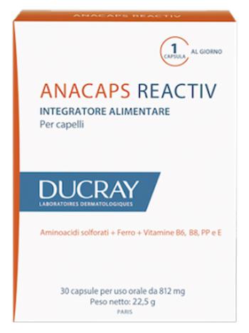 Anacaps Reactiv Trio Ducray
