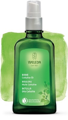 Olio Cellulite Betulla 100ml