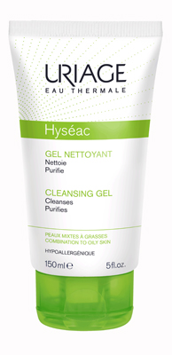 Hyseac Gel Detergente 150ml
