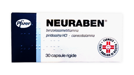 Neuraben*30cps 100mg