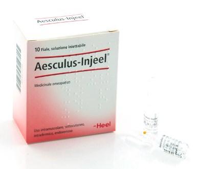 Aesculus Inj 10f 1,1ml Heel