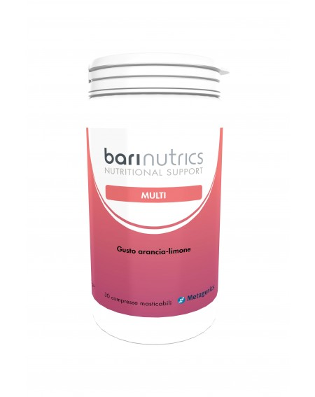 Barinutrics Multi Agrumi 30cpr