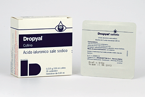 Dropyal*coll 20monodosi 0,65ml