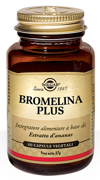 Bromelina Plus 60cps