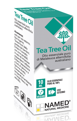 Tea Tree Oil Melaleuca 10ml