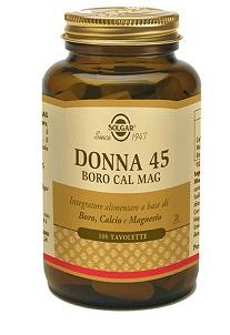 Donna 45 Boro/cal/mag 100tav