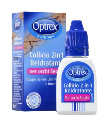 Optrex Actidrops 2in1 Reid 1pz