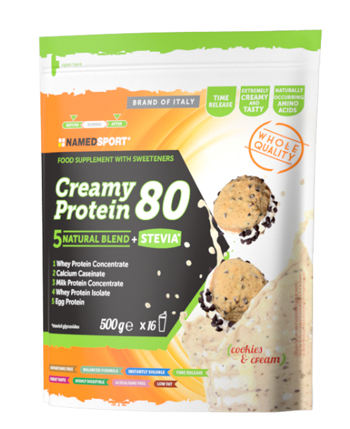 Creamy Protein 80 Cookies&cr