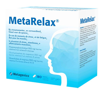 Metarelax 180cpr