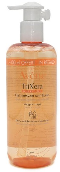 Avene Trixera Gel Det 500ml
