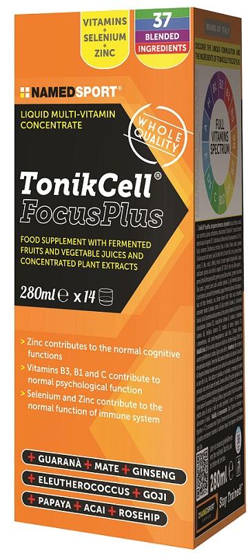Tonikcell Focusplus 280ml